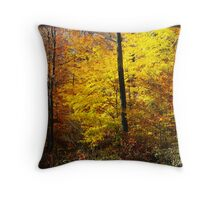 Aglow! Throw Pillow