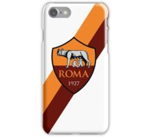 AS Roma Badge iPhone Case/Skin