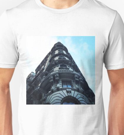 NYC Building Unisex T-Shirt