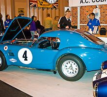 AC Cobra Le Mans Replica by Willie Jackson