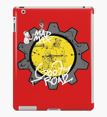 Goofy Road: bobby + stacey edition iPad Case/Skin