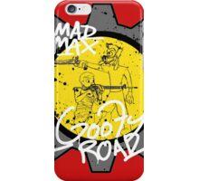 Goofy Road iPhone Case/Skin