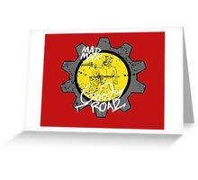 Goofy Road Greeting Card