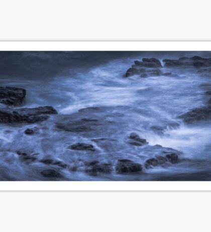 Ghostly Waters of Mornington Peninsula Sticker