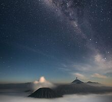 Under the Milky Way by Mieke Boynton
