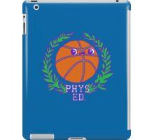 Edward Physical iPad Case/Skin