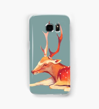 Deer Heart, Samsung Galaxy Case/Skin