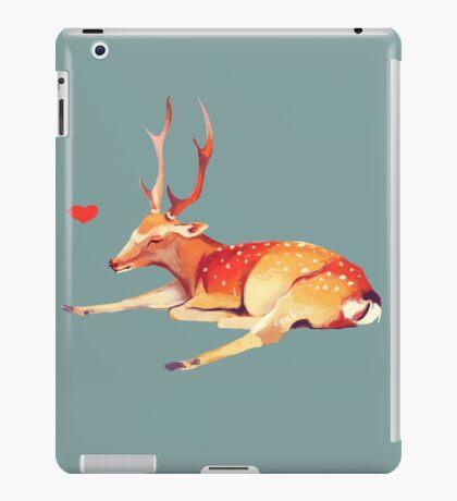 Deer Heart, iPad Case/Skin