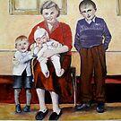 All my children 1957. by vickimec