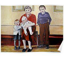 All my children 1957. Poster