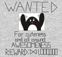 Wanted Penguin Kids Clothes