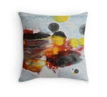 the search is over Throw Pillow