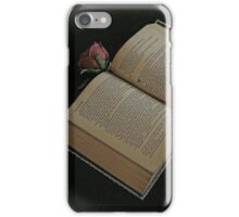 Reading Table iPhone Case/Skin