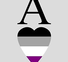 Asexual of Hearts by MissusCC