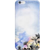 Watercolor Summer Mood iPhone Case/Skin