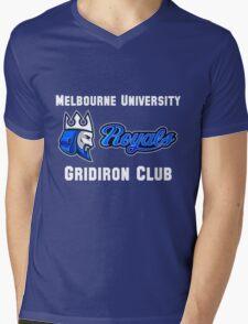 MUGC Royals Mens V-Neck T-Shirt
