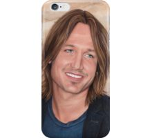 Keith Urban - Australian Country Music Legend 1 iPhone Case/Skin