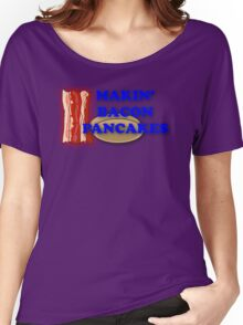 Adventure Time-Makin' Bacon Pancakes Women's Relaxed Fit T-Shirt