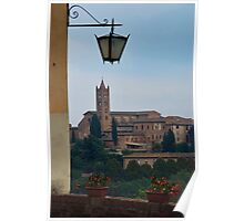 Sienna view Poster