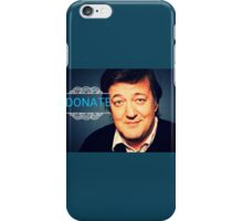 Stephen Fry iPhone Case/Skin