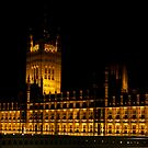 Houses of Parliament by Dean Messenger