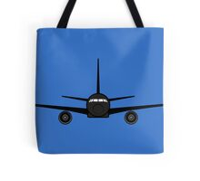 Airbus A320 - jetBlue Blue Tote Bag