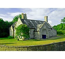 The Old Church Lodge, St Helens Photographic Print