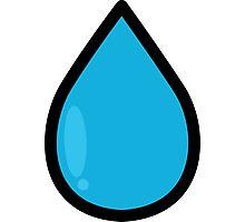 Water Drop Photographic Print