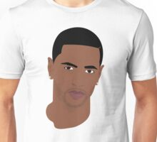 Hip Hop Portrait 6 Unisex T-Shirt