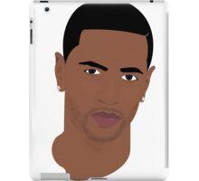 Hip Hop Portrait 6 iPad Case/Skin