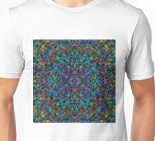 Fuster-Cluck Mandala Unisex T-Shirt