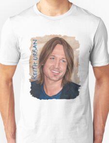 Keith Urban - Australian Country Music Legend 4 T-Shirt