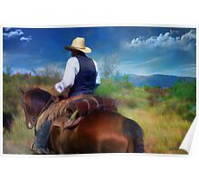 Trail Rider Poster