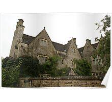 Kelmscott Manor Poster