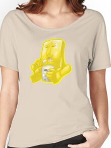 Negative Man's Happy treats Women's Relaxed Fit T-Shirt