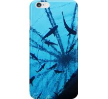 Shark Silhouette iPhone Case/Skin