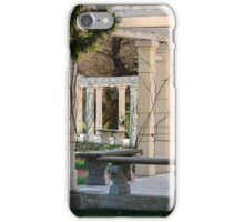 Rose Garden, sunset - Buenos Aires iPhone Case/Skin
