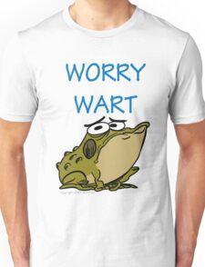 WORRY WART Unisex T-Shirt