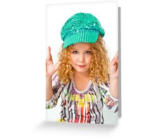Poof .......... Greeting Card