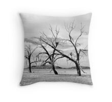 Last Standing Throw Pillow