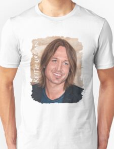 Keith Urban - Australian Country Music Legend 3 T-Shirt