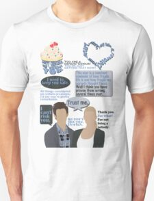 Camsten Quotes T-Shirt