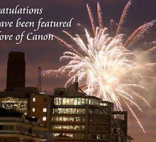 congrats by Dean Messenger