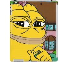 Homer Pepe iPad Case/Skin
