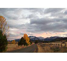 Autumn Splendor Photographic Print