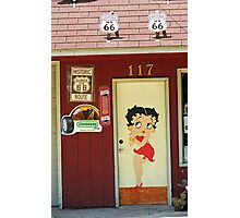 Betty Boop #2 Photographic Print