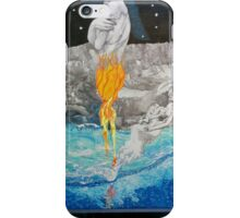 Trancension Of The Chrysalis iPhone Case/Skin