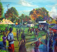 Mary River Festival by robert (bob) gammage
