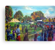 Mary River Festival Canvas Print