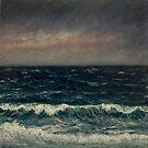 storm brewing in the hebrides by Helen Suzanne Sharratt